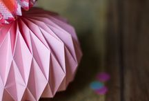 origami / origami things to make voor the home...