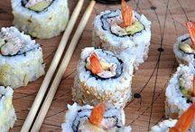 Sushi maki  restaurant