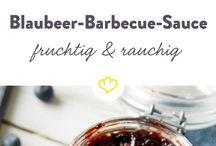 Saucen - Rezepte / Rezepte von Saucen und Dips #Grillen #Barbecue #Fondue