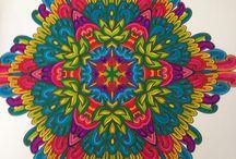 Kleuren voor volwassenen mandala / Mandala kleuren voor volwassenen