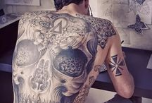 Backtattoos