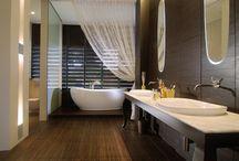 Spa Bathrooms / by Jamie Dettler