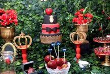 Festa Once Upon a Time - Rede Festas Decorações tel 2358-9246/ whats 981337034