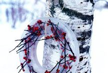 wreath / by Erika Serviss-Low