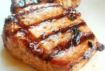 Pork Recipes / by Kimberly Newsom
