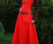 LARP šaty a kostýmy