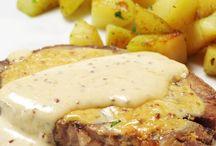 Cuisinez un rôti de porc laqué à la moutarde