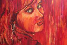 Portretten / Kunst en workshops