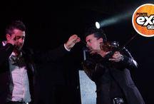 """Show de Magia de """"JOE & MOY"""" / Siempre en los mejores eventos... #PonteExa"""