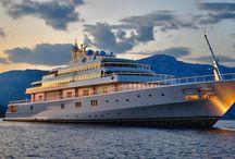 яхта Rising Sun (Rising Sun Yacht)