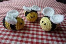 abeille crochet