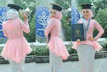 kebaya graduation