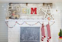 Christmas diy decor♥ / by Chloe Marie Couture