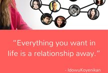 Inspired Relationship Building 4 Professionals / Professional networking and relationship building are the key to long-term success.