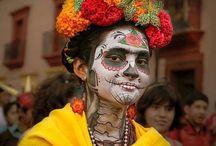 Inspirations Halloween / Costume, maquillage, déco... ou comment fêtez dignement Halloween :)