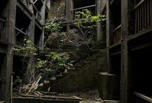 Location -Abandoned City