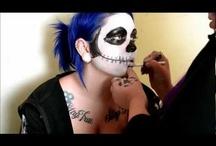 Makeup: Horror Project Tutorials