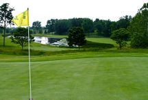 """Home of Purdue Golf / When you combine spectacular courses, Stay & Play Packages and a golf trail to """"Dye"""" for, you have a perfect formula for a great golf getaway! Eight daily fee courses with designs from both Pete Dye and Hale Irwin."""