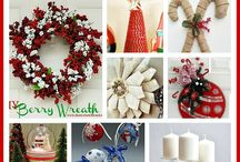 holiday decor crafts