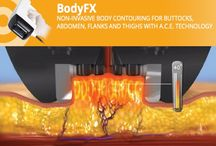 BodyFx - Cellulite reduction and Body tightening / BodyFX NON-INVASIVE BODY CONTOURING FOR BUTTOCKS, ABDOMEN, FLANKS AND THIGHS WITH A.C.E. TECHNOLOGY  FDA APPROVED.