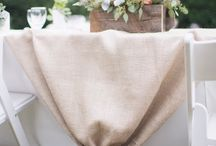 burlap / by planning forever events