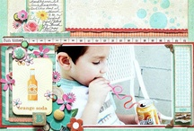 Scrapbooking / My Favorite Scrapbook Layouts  / by Martha Galvez