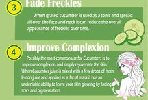 Skin bliss / A natural way to make your skin amazing