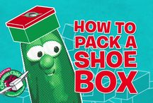 Why Not Have an OCC Shoebox Packing Party? / You could hold a packing party through your church, but what about doing one at work, in your home, at your library or community center?  Get everyone involved - you would be surprised how many ppl want to help! / by ClipWithPurpose