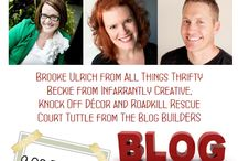 blogging / by Amanda Hersh