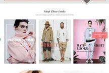 Fashion websites