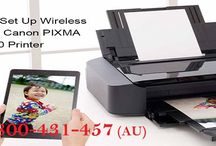 How to Setup Canon Pixma Wireless Printer