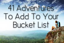 Adventure Spots of the World / If you're an active or adventure traveler, these are some great destinations to do your thing.