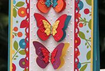 Cards / Handmade cards  / by Christine Handy