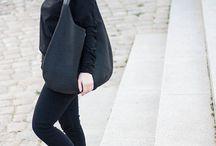 hobo bags / big hobo bags, slouch large bag, shoulder bag