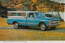 CHEVROLET Cars & Trucks / Chevrolet Cars & Trucks + Vintage Model Toy Cars