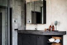 in high interior laune - bathroom