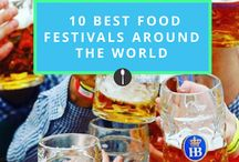 Best Cuisine Around the World / The best pins to make dining around the globe a breeze.