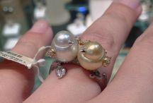 Hong Kong pearl shopping  / Temp board!