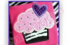 Birthday Designs / Birthday Themed Embroidery Designs / by Embroitique