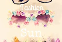 Sun glasses and eyeglasses lovers