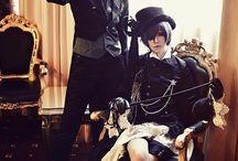 Boystyle // Kodona // Ouji Lolita
