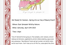 Spring Event-Day of Beauty