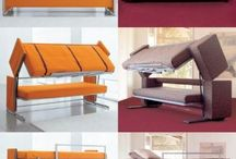 Cool Furniture / by Suzy Halsell