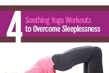 Hälsa och må-gott / Yoga, hälsotips och vikt