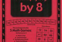 math school ideas / by Janet Breithaupt