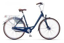 Citybikes / Räder für die alltäglichen Fahrten in der Stadt, chic, elegant, komfortabel und praktisch. Bikes for daily trips around your town; chic, elegant, comfortable and useful