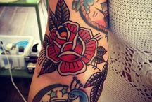 Tatuajes vieja escuela