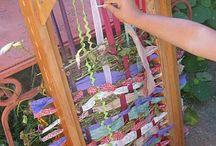 Art Lesson Inspiration- Weaving / by Jess Jo