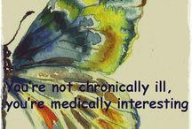 Chronic illness / CFS, UCTD, POTS, Dysautonomia