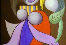art-Picasso / by Igor Mamantov